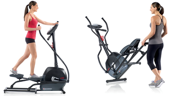 schwinn a40 elliptical machine review for best health