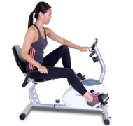 Best Recumbent Bike - Velocity Exercise CHB-R2101 Magnetic Recumbent Bike