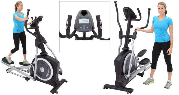 Exerpeutic HeavyDuty 21 Inch ProStride Magnetic Elliptical