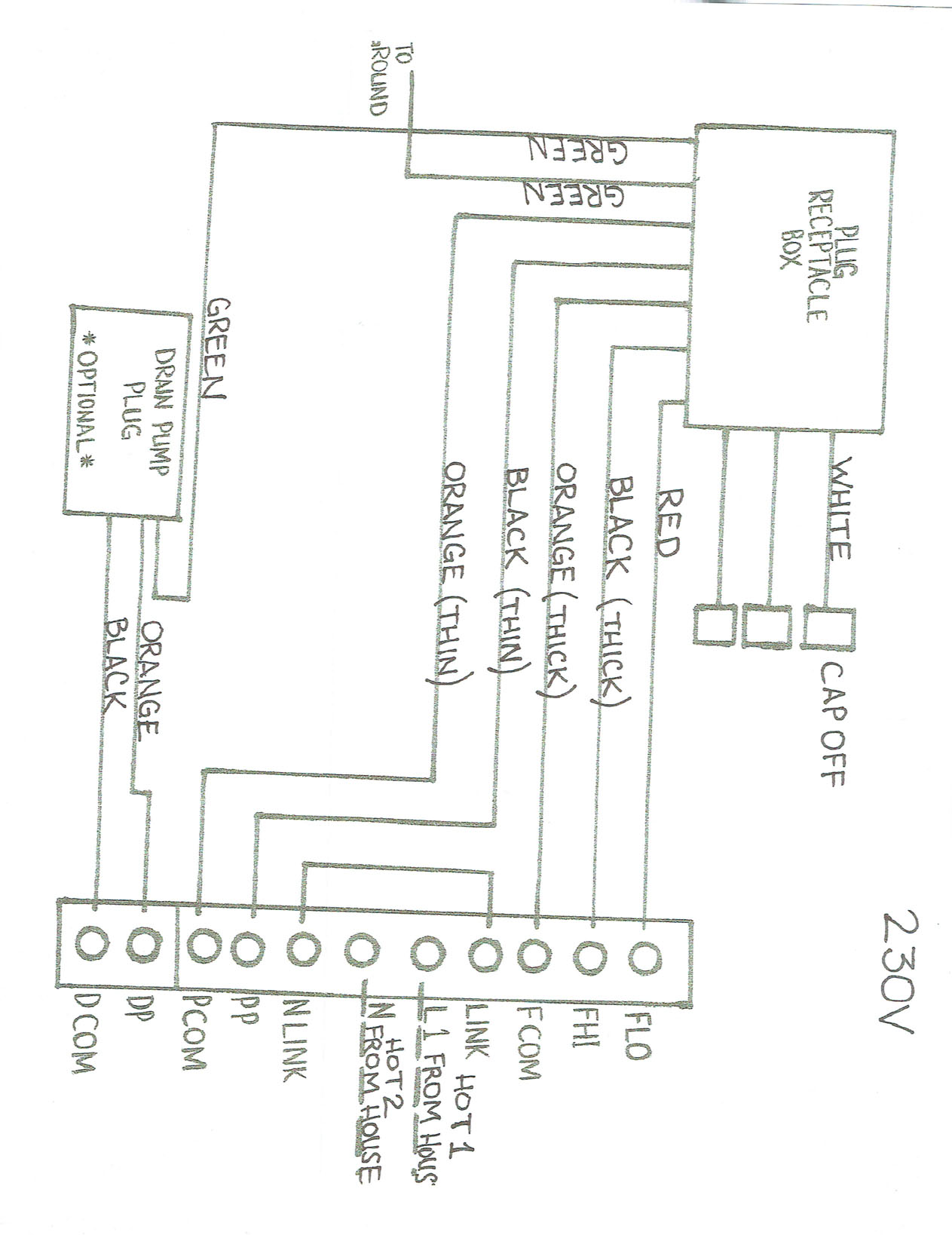 Select Stat Swamp Cooler Wiring Diagram