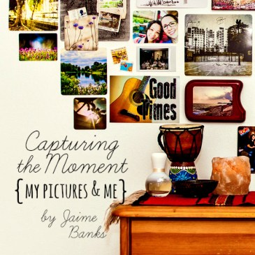 Capturing the Moment Photo Series: My Pictures and Me