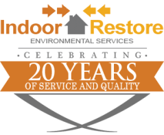 Indoor-Restore 20 years of mold inspection service