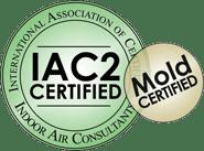 Indoor Air Certification Licensing logo