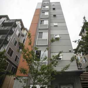 multiple unit apartments