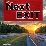 RV Camping & Roadtripping Book: THE NEXT EXIT – 2018 updated, 27th edition