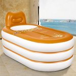 Who knew? Inflatable Tub Spas for Camping & Glamping