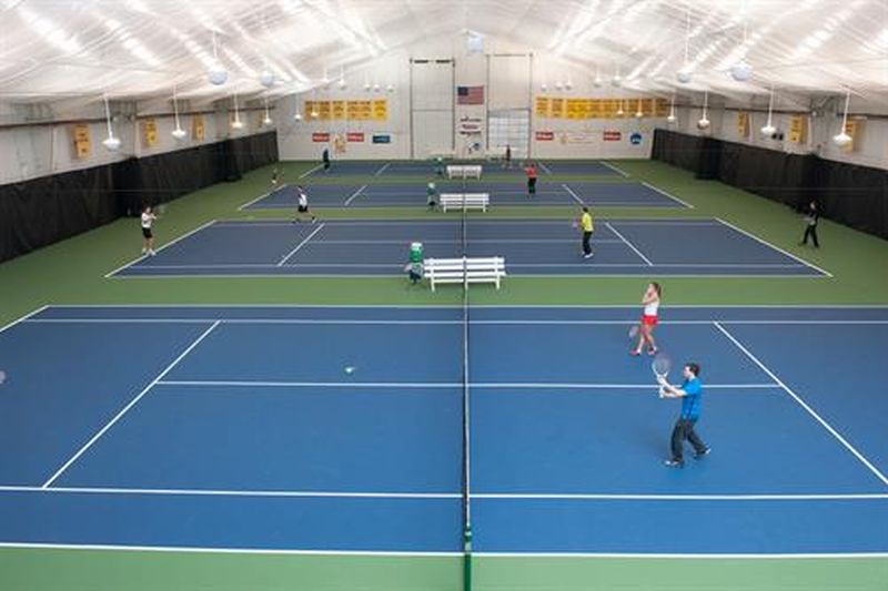 Indoor Tennis Courts Lighting