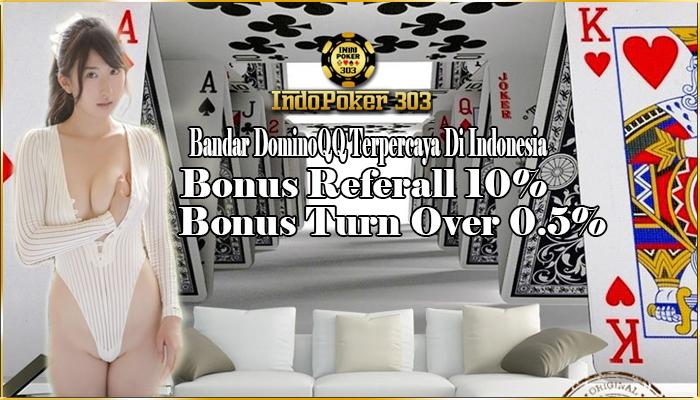 Agen Domino Online Bonus Terbesar Di Asia