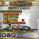 Agen Ceme Online Bonus Terbesar Di Sbodomino