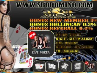 Kelebihan Bermain Live Poker Online Dengan Bandar Asli