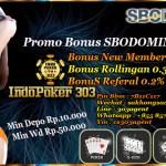 Promo Bonus Member Baru Di Agen Sbodomino