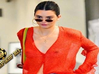 Situs BandarQQ Online - Foto Telanjang Kendall Jenner Gak Pake Bra