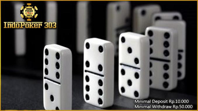 Situs Online Judi Domino Bonus Terbesar