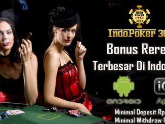 Poker Online Uang Asli Berkualitas Terpercaya Di Indonesia