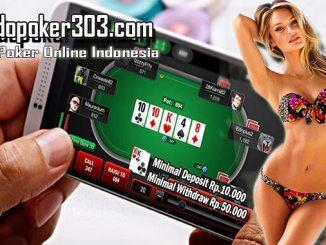 Game Judi Poker Online Taruhan Menggunakan Uang Asli