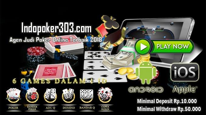 Murahnya Bermain Judi Poker Uang Asli Di Situs Indopoker303