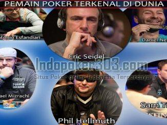 Cara Menjadi Pemain Judi Poker Online Indonesia Profesional