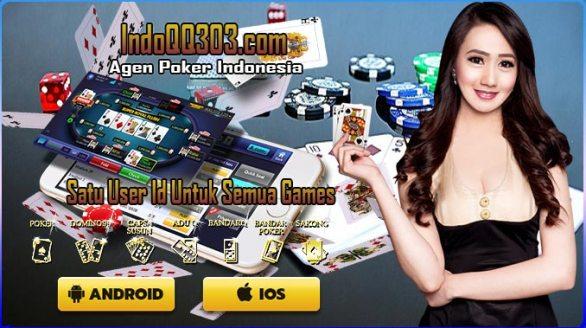 Dalam sebuah permainan game Poker Online Indonesia, kemenangan merupakan target yang paling utama bagi para pemain / bettor judi poker online, dan agen IndoQQ303 akan memberikan kesempatannya