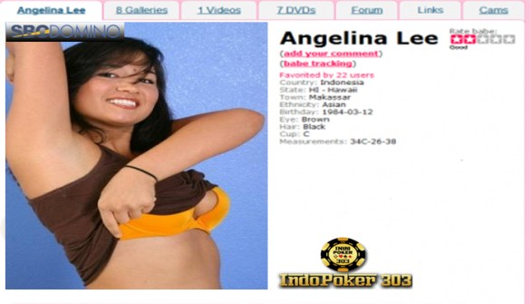 Angelina Lee Artis Porno Di Amerika Dari Makassar