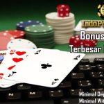 Keuntungan Dari Agen Poker Online Yang Punya Kemurahan Hati