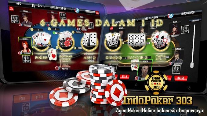 Game Poker Online Indonesia Penghasil Uang Asli Terbanyak