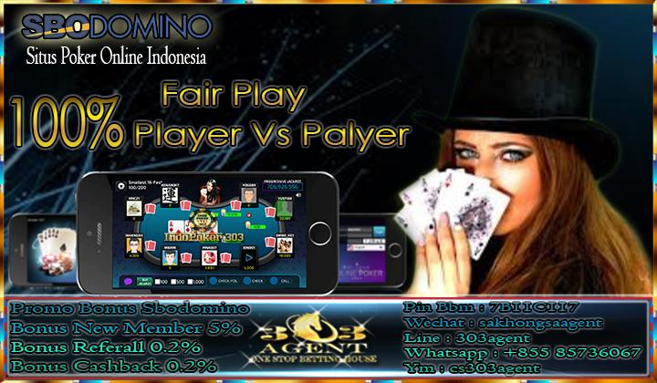 Manfaat Bermain Judi Poker Online SBODOMINO