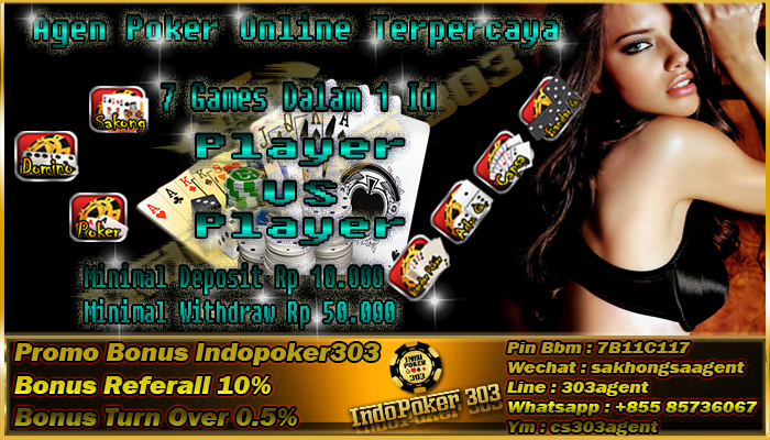 Website Agen Poker Online Yang Slalu Membawa Hoki