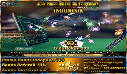 Agen Poker Online Uang Asli Terpercaya Di Indonesia