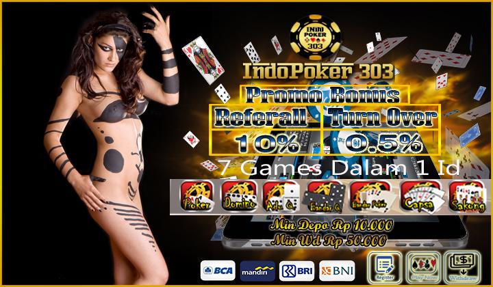 Bonus Poker Online Terbesar Di Indonesia