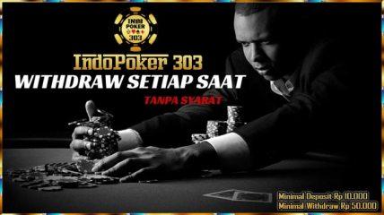 Agen Judi Poker Online Indonesia Dengan Jackpot Terbanyak