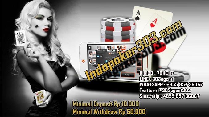 Sebagai Agen Poker Teraman yang sudah terpercaya di indonesia, kami sudah membuat banyak member poker online bahwa kami salah satu agen judi poker online yang