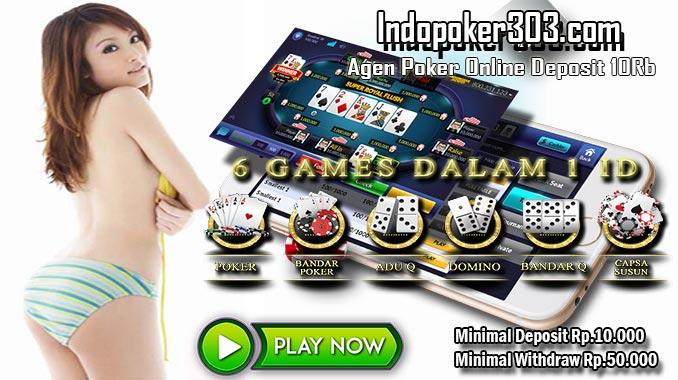 Deposit Sangat Murah Di Agen Poker Indonesia Deposit 10Rb, Pada kesempatan yang baik ini Indopoker303 akan berbagi informasi menarik untuk seluruh pembaca dan juga para penggemar taruhan judi poker online dengan menggunakan uang asli.