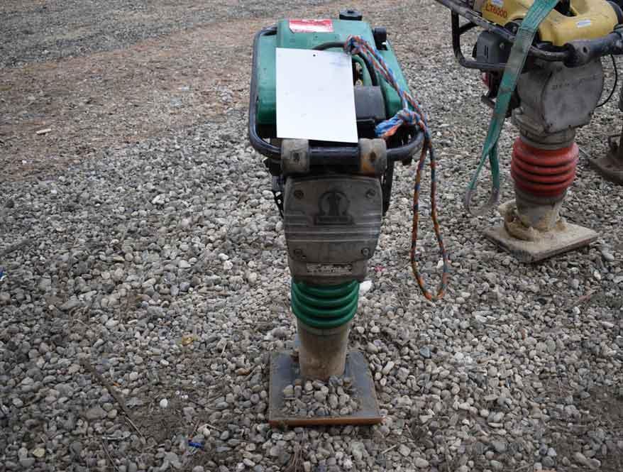 Kegunaan Mesin Stamper dalam Dunia Konstruksi
