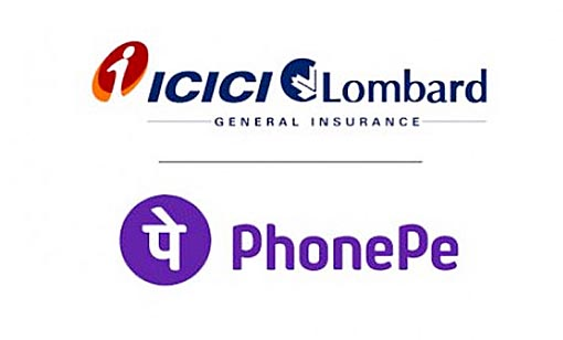 ICICI Lombard partners with Phone Pe to offer highly affordable ...