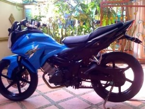 Racing Edition,ga kalah sama CBR ya?