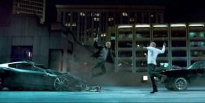 Dominic vs Shaw,cuma di Film ini si Jason Statham bisa kalah =))