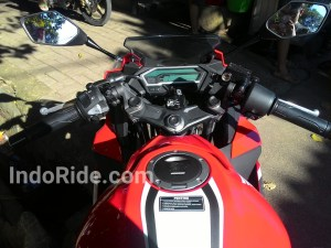 Dashboard All New CBR150R