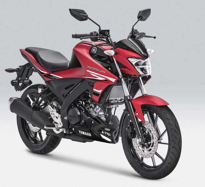 All-New-Vixion-R-Matte-Red