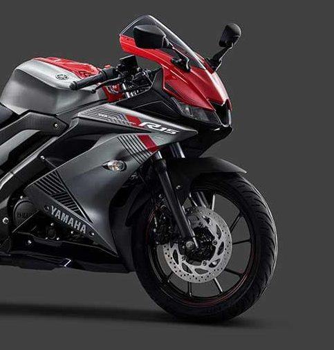 Yamaha All New R15 ABS 2019 Grey