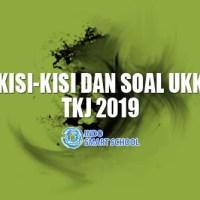 Kisi-kisi dan Soal Ujian Praktik UKK TKJ 2019
