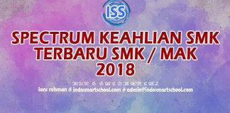 Download Spektrum Keahlian SMK Terbaru 2018 Lans Rohman Indo Smart School