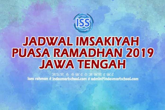 Jadwal Imsakiyah Bulan Suci Ramadhan 1440 H LANS ROHMAN INDO SMART SCHOOL