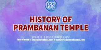 HISTORY OF PRAMBANAN TEMPLE LANS ROHMAN INDOSMARTSCHOOL