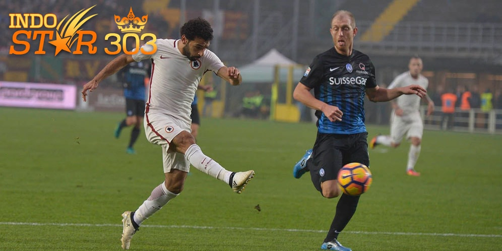 Agen Judi Bola - Hasil Pertandingan AS Roma vs Atalanta