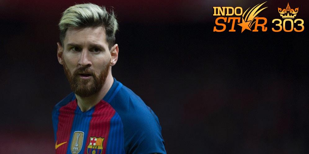 Agen Judi Bola - Lionel Messi Barcelona