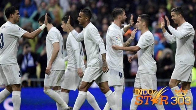 Agen Judi Bola - Real Madrid vs Sporting Gijon