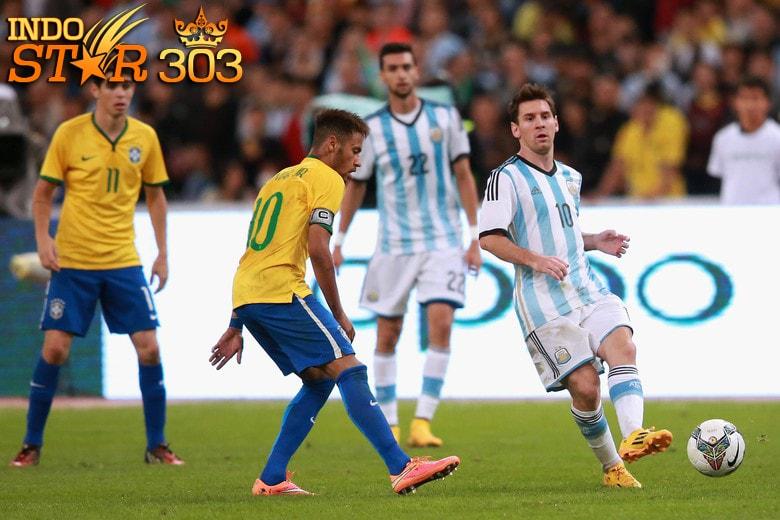 Agen Judi Bola - Brazil vs Argentina