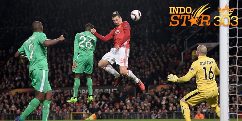 Agen Bola Terpercaya - Hasil Pertandingan Manchester United vs St Etienne