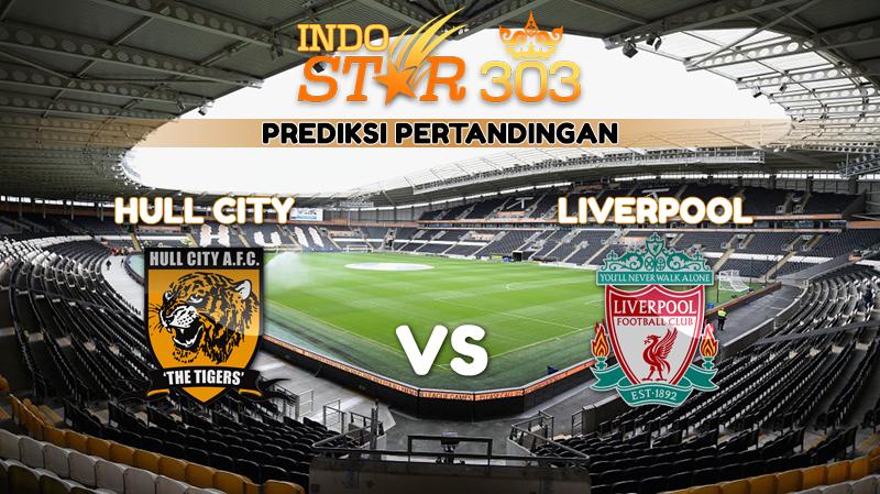 Bandar Bola Terpercaya - Prediksi Pertandingan Hull City vs Liverpool