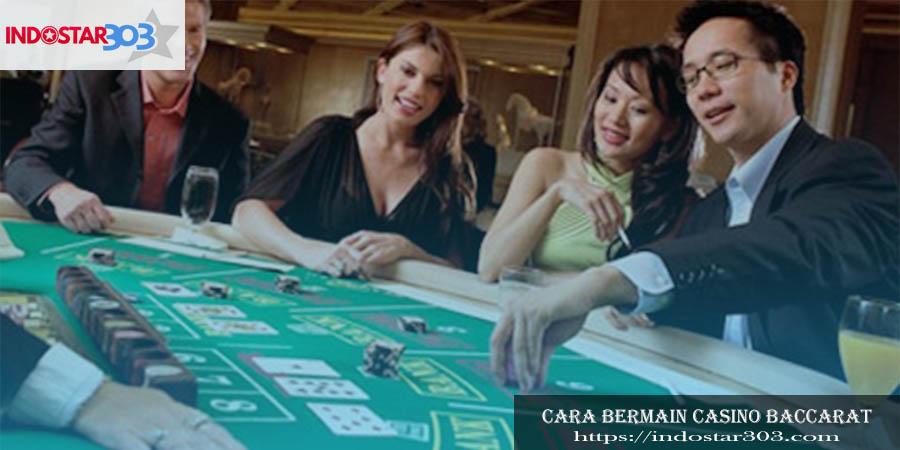 cara bermain casino baccarat online